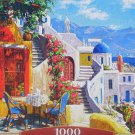Castorland Afternoon on the Aegean Sea 1000 pc Jigsaw Puzzle Santorini