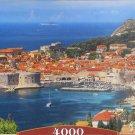 Castorland Dubrovnik Croatia 1000 pc Jigsaw Puzzle City Landscape