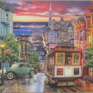 Clemontoni San Francisco 3000 piece Jigsaw Puzzle Nostalgia Collage