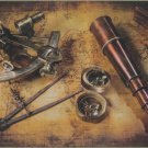 Clemontoni Mapping the Course to the Treasure 1500 piece Jigsaw Puzzle Maps Pirates