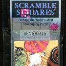 B Dazzle Sea Shells Scramble Squares Brain Twister Puzzle Seashells