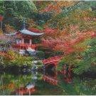 Step Puzzle Bentendo Hall Daigo-Ji Temple Kyoto 1000 pc Jigsaw Puzzle