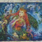 STEP Puzzle Fairy of the Forest 1000 pc Jigsaw Puzzle Fairy Dragon Castle