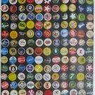 Piatnik Bottle Caps 1000 pc Jigsaw Puzzle European Beers Beer Collage