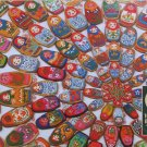 Cobble Hill Matryoshka Cookies 1000 pc Jigsaw Puzzle Collage