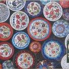 Cobble Hill Bowls 1000 pc Jigsaw Puzzle Modern Art Collage Jo-Ann Richards