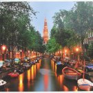 STEP Puzzle Amsterdam Canal At Night 1500 pc Jigsaw Puzzle