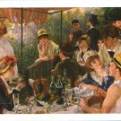 Pintoo Renoir Luncheon Of The Boating Party 500 pc Plastic Jigsaw Puzzle STEP Puzzle Impressionism