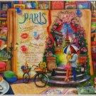 STEP Puzzle Paris 1500 pc Jigsaw Puzzle Collage