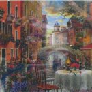 STEP Puzzle Restaurant In Venice 1000 pc Jigsaw Puzzle