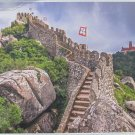 STEP Puzzle Castle Of The Moors Portugal 4000 pc Jigsaw Puzzle