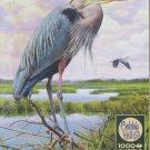 Cobble Hill Heron 1000 pc Jigsaw Puzzle Wildlife Animals