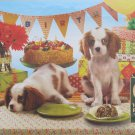 Cobble Hill Every Dog Has Its Day 1000 pc Jigsaw Puzzle Jo Ann Richards Spaniel Cocker Cavalier