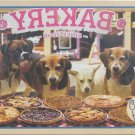 Cobble Hill Who Wants Pie 500 pc Jigsaw Puzzle Dogs
