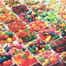 Cobble Hill Sugar Overload 1000 pc Jigsaw Puzzle Candy Food