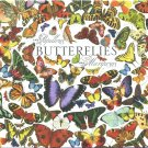Cobble Hill Butterflies 1000 pc Jigsaw Puzzle Monarch Butterfly Collage Studio Voltaire