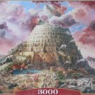 Castorland Tower of Babel 3000 pc Jigsaw Puzzle Bible Art Biblical
