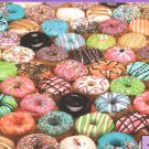Jack Pine Doughnuts 1000 pc Jigsaw Puzzle Pop Art Collage