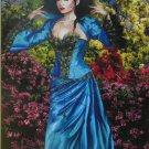 SunsOut Nene Thomas Empyrean Eyes 1000 pc Panorama Jigsaw Puzzle Gothic Romance