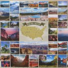 Cobble Hill National Parks of the United States 2000 pc Jigsaw Puzzle Poster Style