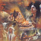 SunsOut Ross Docken Native American Dreams 1000 pc Jigsaw Puzzle First Nation People