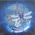 SunsOut Brigid Ashwood Celtic Dragonfly 1000 pc Jigsaw Puzzle