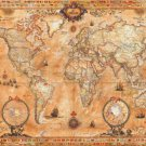 Educa Antique World Map 1000 pc Jigsaw Puzzle