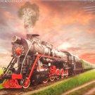 Educa Steam Train 2000 pc Jigsaw Puzzle Locomotive Railroad