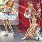 Castorland Ballet Class 120 pc Jigsaw Puzzle Ballerinas