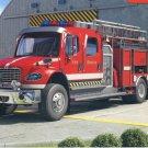 Castorland Fire Engine 120 pc Jigsaw Puzzle