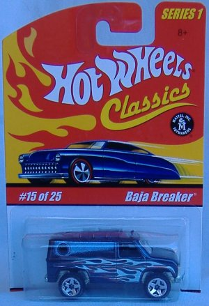 Hot Wheels Classics Collection 1 Baja Breaker Excellent Color and Tampos