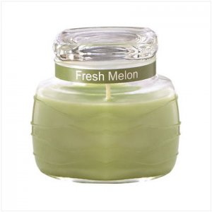Melon Scented Jar Candle