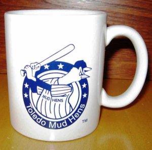 Toledo Mud Hens Baseball Ohio Minor League Coffee Cup