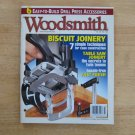 Biscuit Joinery Woodsmith Woodworking Magazine 2006 Vol. 28 Issue 163
