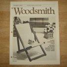 Outdoor Furniture Woodsmith Magazine 1979 Issue 3