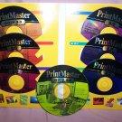 Print Master Gold 8.0 CDs