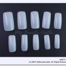 500 Natural Color Whole/Full Acrylic Nail Tips FREE SHIPPING [NA077]
