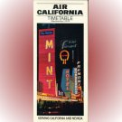 Air California system timetable 5/1/79 ($)