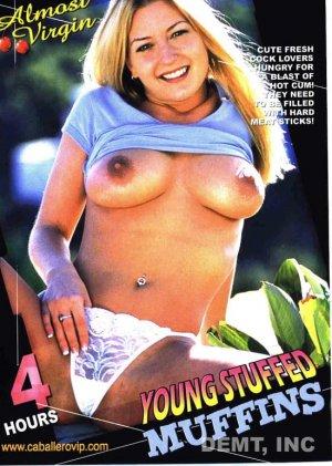 Young Stuffed Muffinns 4 Hour DVD