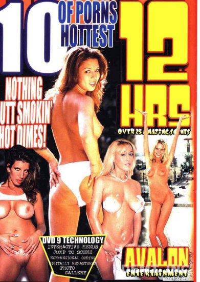10 Of Porns Hottest 12 Hour DVD