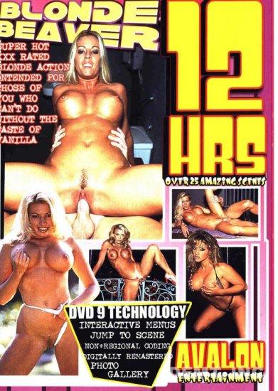 Blonde Beaver 12 Hour DVD