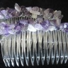 Amethyst Hair Jewelry
