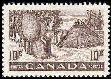 Canada #301 Fur Resources