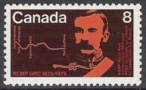 Canada # 612 RCMP Centenary