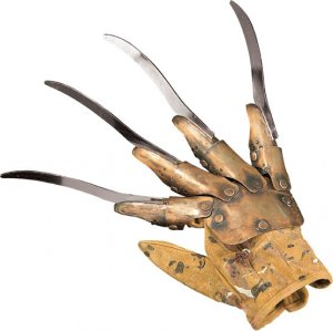 Deluxe Freddy Krueger Glove Replica Costume Prop New