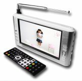 7 Inch TFT PMP - HDD Memory + DVB-T Receiver