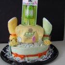 Diaper Cake Gymboree Jungle Gym Collection