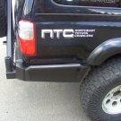 NTC Quarter Panel Sticker - White