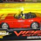 American Muscle Dodge Viper SRT-10 Red 1:18 1 of 5000