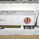 NASCAR Bobby Allison #12 Transporter RC 1:64 Signed